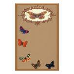 Butterfly Stationery