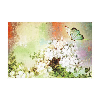 Butterfly Stretched Canvas Prints