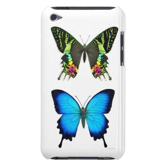 Butterfly Study iPod Touch Case