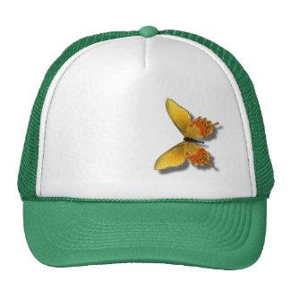 Butterfly: Sulfur Swallowtail Trucker Hat