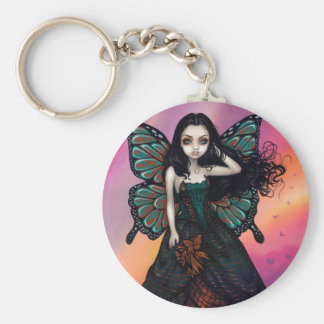 """""""Butterfly Sunset"""" Keychain"""