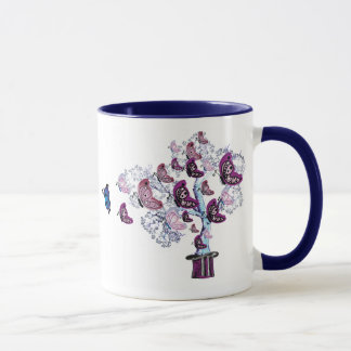 Butterfly Swarm Mug