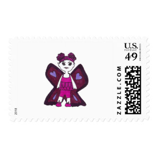 butterfly sweetie stamps