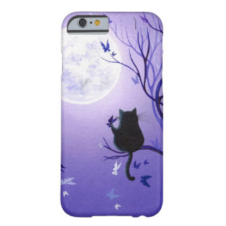Butterfly Swirl Barely There iPhone 6 Case