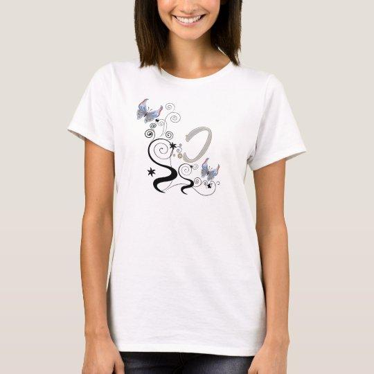 Butterfly swirls I T-Shirt