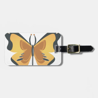 Butterfly Tag For Luggage