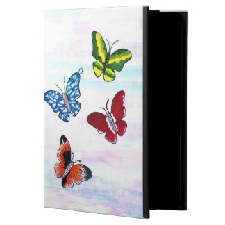 Butterfly Tag iPad Air Covers