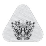 Butterfly Tattoo Black and White Bluetooth Speaker