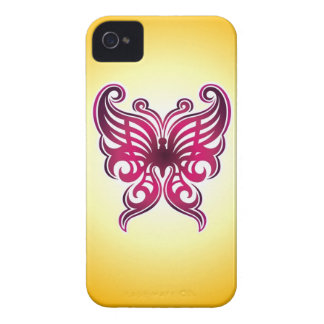 Butterfly Tattoo iPhone 4 Case
