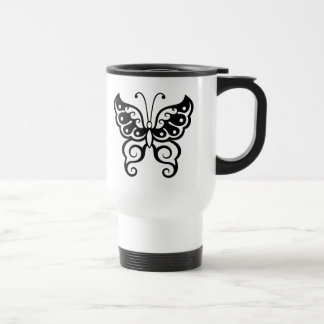 Butterfly Tattoo Mugs
