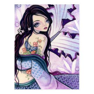 Butterfly Tattoo - Postcard