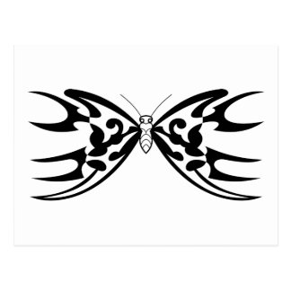 Butterfly Tattoo Post Cards