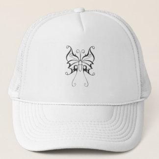 butterfly-tattoo-vector-1 trucker hat