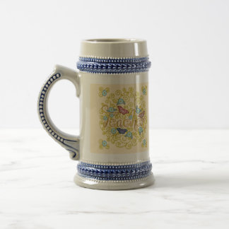 Butterfly Teacher Coffee Mugs