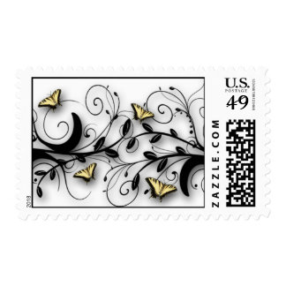 Butterfly Theme Postage