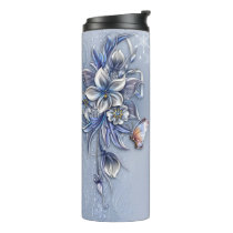 Butterfly -Thermal Tumbler