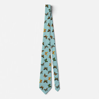 butterfly tie double sided
