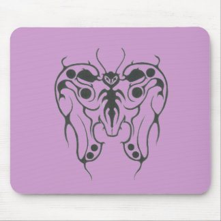 Butterfly Totem Mouse Pad