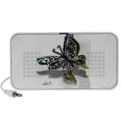 Butterfly Travelling Speaker