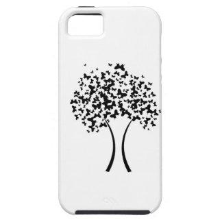 Butterfly tree iPhone SE/5/5s case
