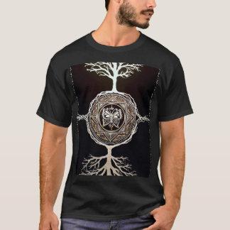 Butterfly Tree Mandala T-Shirt