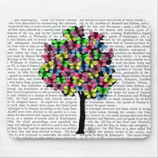 Butterfly Tree Mouse Pad