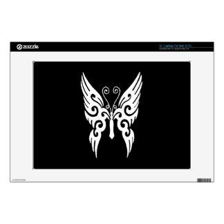 """Butterfly Tribal 13"""" Laptop Skin"""