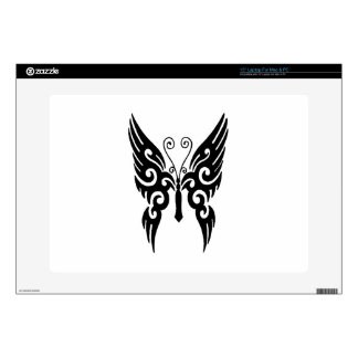 Butterfly Tribal Decals For Laptops