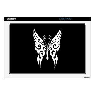 Butterfly Tribal Laptop Skin