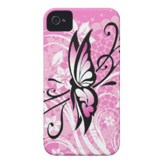 butterfly tribal phone case