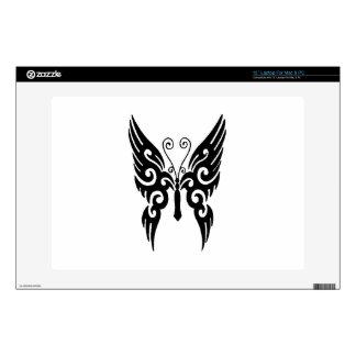 "Butterfly Tribal Skins For 13"" Laptops"
