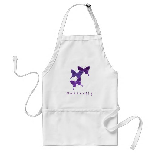 Butterfly Trio Apron