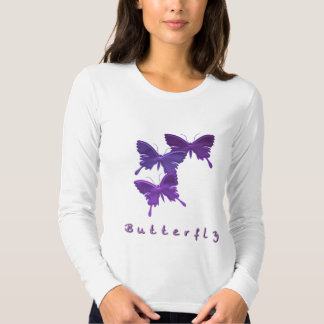 Butterfly Trio Long Sleeve T-Shirt
