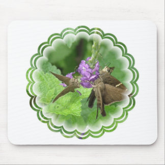 Butterfly Trio Mousepad