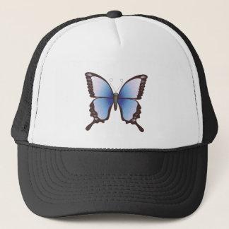 Butterfly: Vector Illustration: Trucker Hat