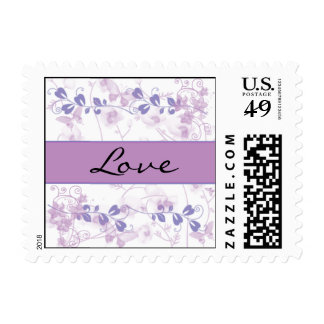 Butterfly Visions in Lilac Love Postage