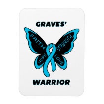 Butterfly/Warrior...Graves' Magnet