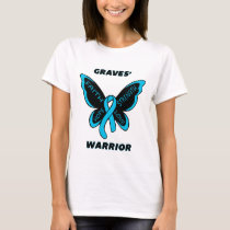 Butterfly/Warrior...Graves' T-Shirt