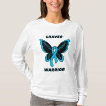 Butterfly/Warrior...Graves' T-Shirt