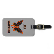 Butterfly/Warrior...MS Luggage Tag