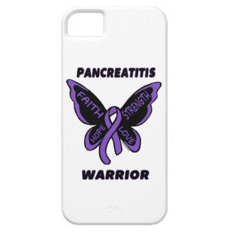 Butterfly/Warrior...Pancreatitis iPhone SE/5/5s Case