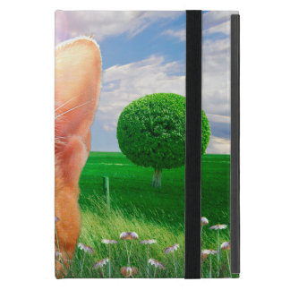 Butterfly Watcher Case For iPad Mini