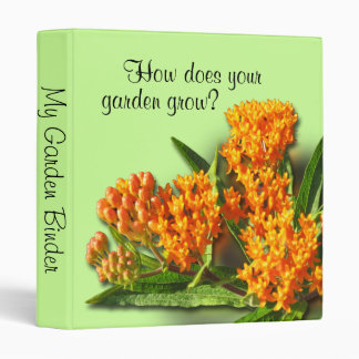 Butterfly Weed Binder