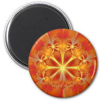 Butterfly Wheel Magnet