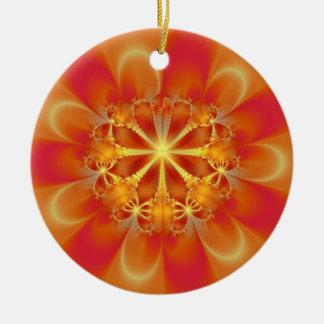 Butterfly Wheel Ornament