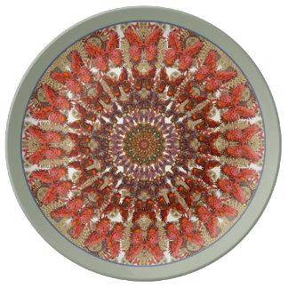 Butterfly Wheel Plate