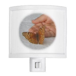 Butterfly Whisperer Night Light