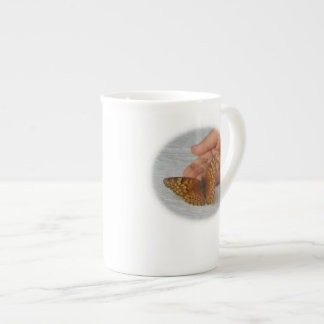 Butterfly Whisperer Tea Cup