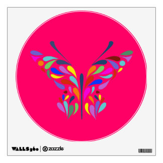 Butterfly Whispers CHANGE COLOR ~ Wall Decal