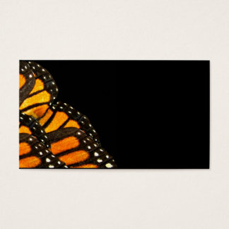 butterfly wing business card template photo art